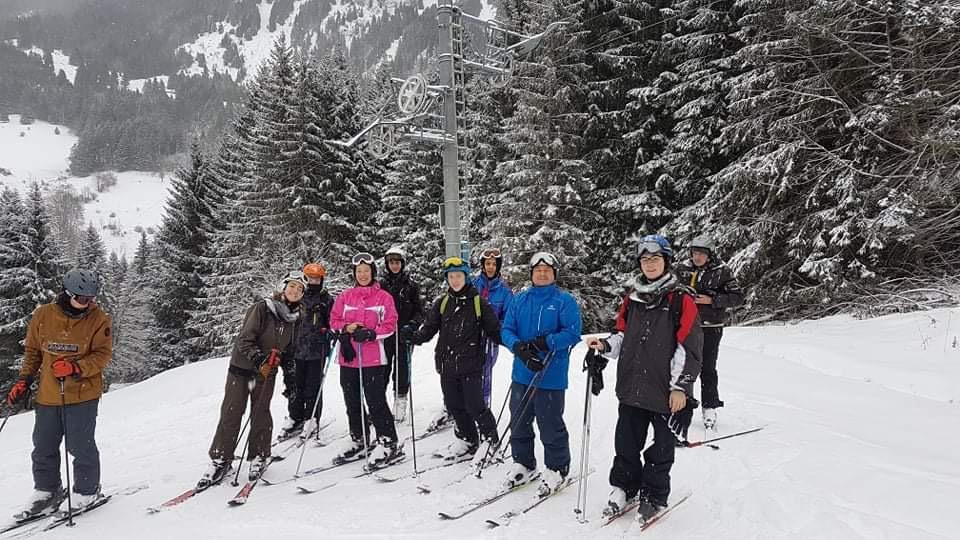Classe de neige PCSI