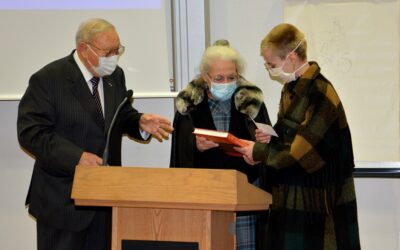 Encore un prix d'Histoire de l'Amopa (association des Palmes académiques)!
